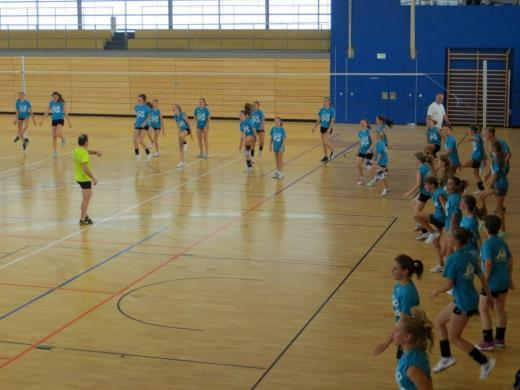 Volleyball Camp Rosenheim